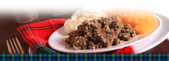burns night piper