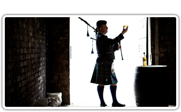 Wedding Piper for Hire | Covers Glasgow, Edinburgh, Scotland