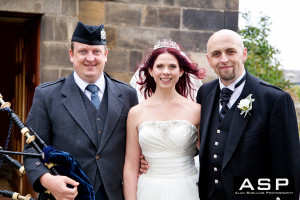 Wedding Piper Motherwell